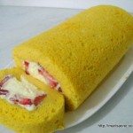 Rouleau (Suiss Roll Cake)